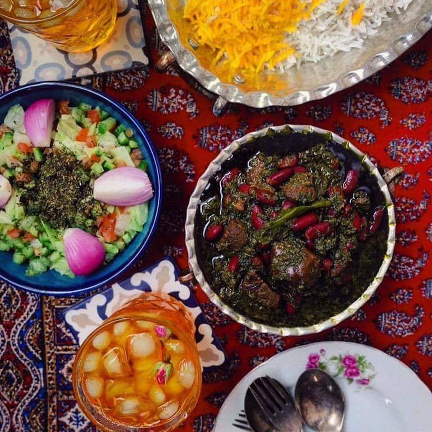 Ghormeh Sabzi Recipe | Persian Food