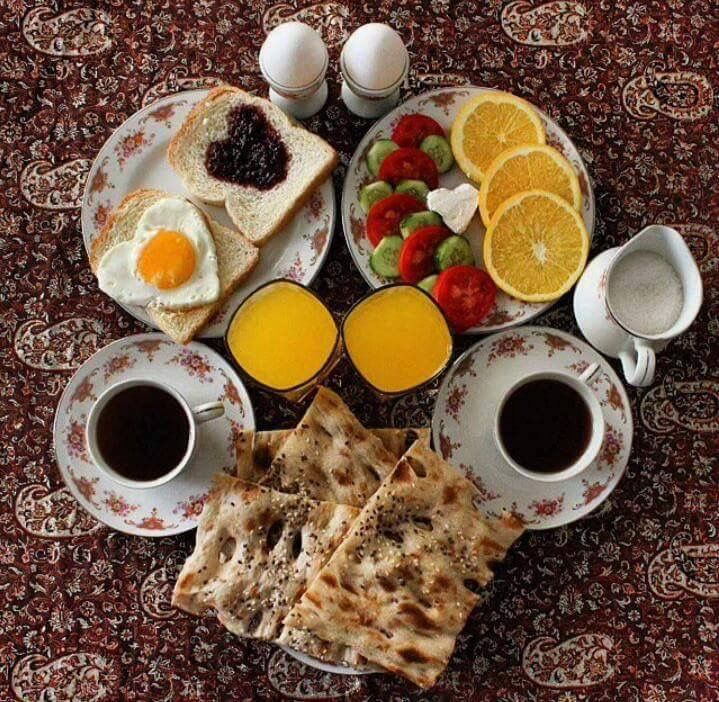 Vegetarian Persian Recipes