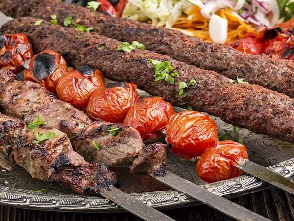 Persian Kabab Kobideh