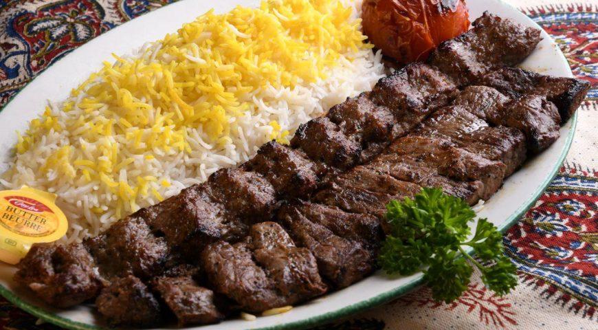 Persian Beef Kebabs Recipe
