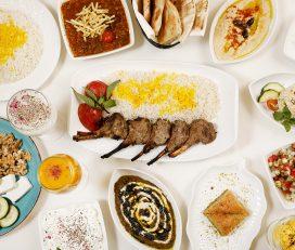 Zaffran-A Taste of Persia