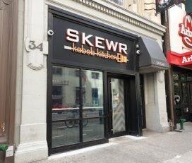 Skewr – Kabob Kitchen