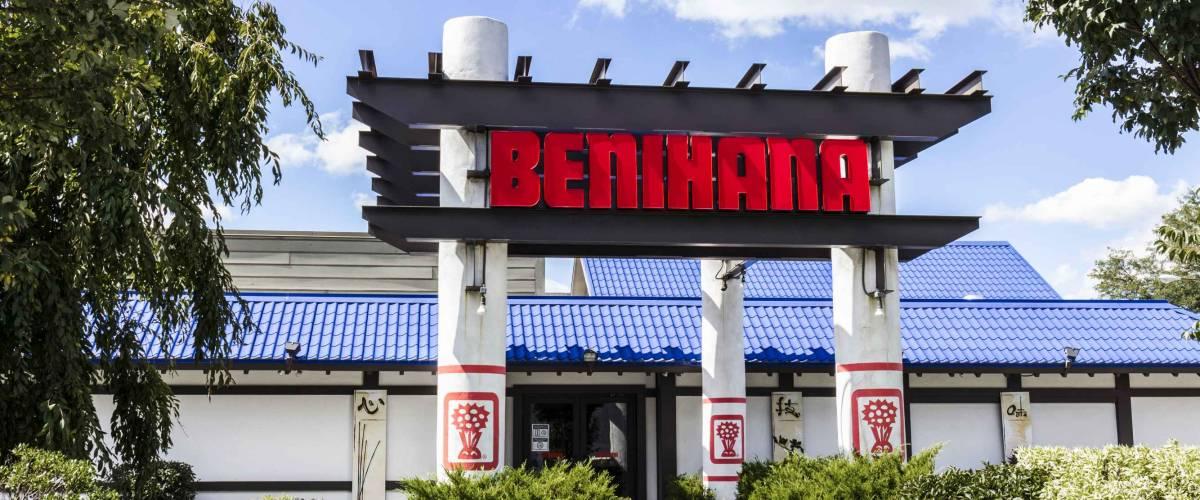 Benihana Near Me