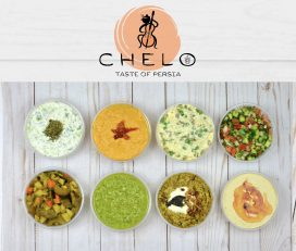 Chelo – Taste of Persia